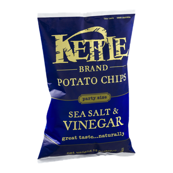 Kettle Brand Potato Chips Sea Salt & Vinegar