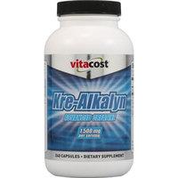 Vitacost Brand Vitacost Kre-Alkalyn Advanced Creatine -- 1,500 mg per serving - 240 Capsules