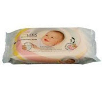 Sleek Sensation Premium Re-sealable Baby Wipes 80ct