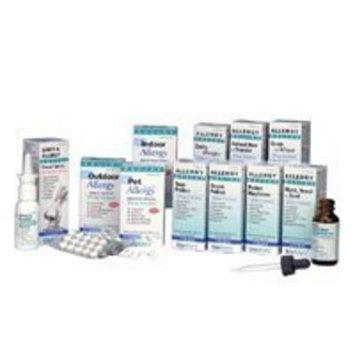 Natra-bio Bioallers Outdoor Allergy Nasal Spray, 0.8-Ounce