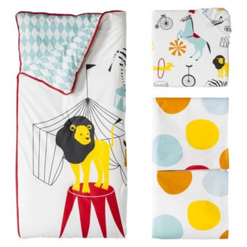 Kids Line Circus 3pc Crib Bedding Set