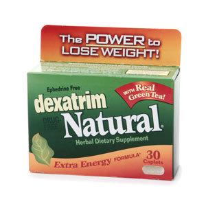 Dexatrim Natural Extra Energy Formula