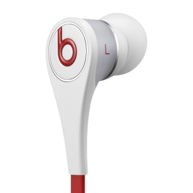 BEATS by Dr. Dre Beats by Dre Tour In-Ear Headphones - White/Red