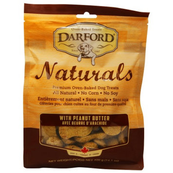 Darford Natural Dog Biscuits Peanut Butter