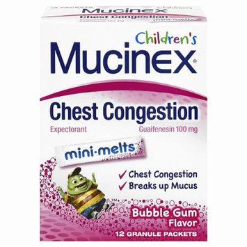 Mucinex Kids Chest Congestion Expectorant