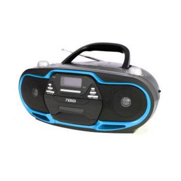 Naxa Npb257bl Portable Cd/mp3 Player & Am/fm Radio