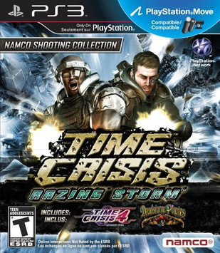 Namco 11035 Time Crisis: Razing Storm PS3