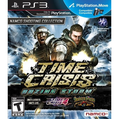 Namco 11035 Time Crisis: Razing Storm PS3