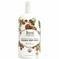 Nourish Body Wash Wild Berry 10 fl oz