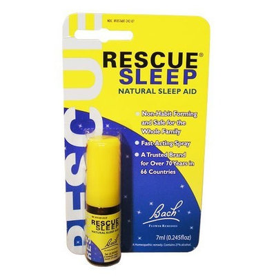Rescue Sleep Case 7 ml/6 pc from Bach Flower Remedies