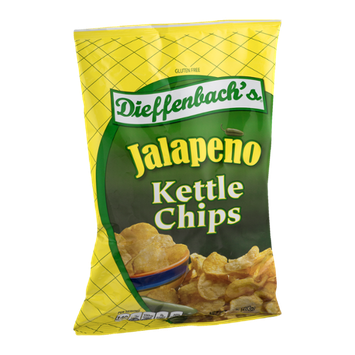 Dieffenbach's Jalapeno Kettle Chips