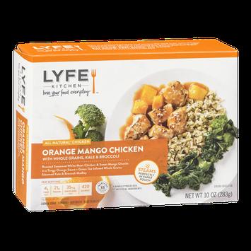 Lyfe Kitchen Orange Mango Chicken