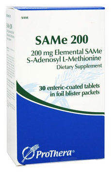ProThera - SAMe 200 - 30 Enteric-Coated Tablets