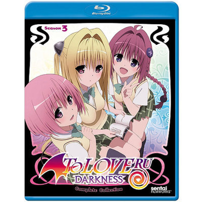 To Love Ru Darkness: Season 3 Complete Collection (Blu-ray)