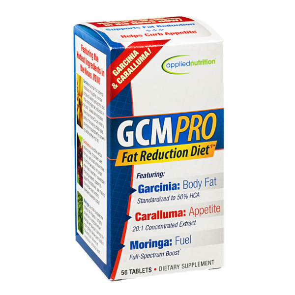 Applied Nutrition GCM Pro Fat Reduction Diet Tablets - 56 CT
