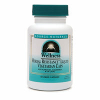 Source Naturals Wellness Herbal Resistance