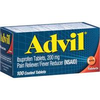 Advil Tablets 100 + 24 Ct