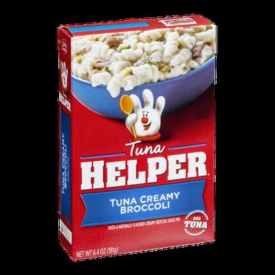 Tuna Helper Tuna Creamy Broccoli