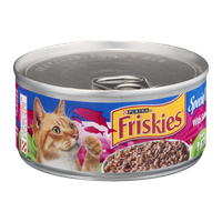Purina Friskies Special Diet with Salmon Classic Pate Cat Food