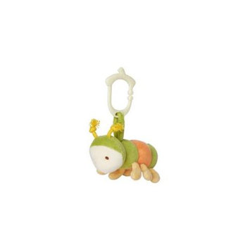 My Natural Relief My Natural 46307 Clip n Go Stroller Toy - Caterpillar
