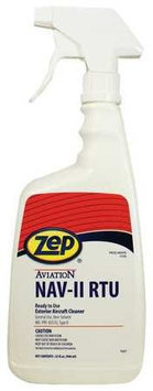 ZEP AVIATION M39501 Aircraft Cleaner/Degreaser,1 Qt, Pk12