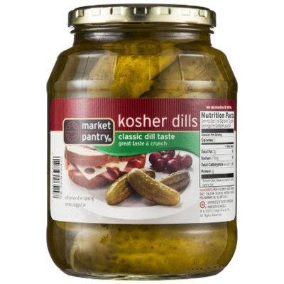 Market Pantry Kosher-Dill Pickles - 46 oz.