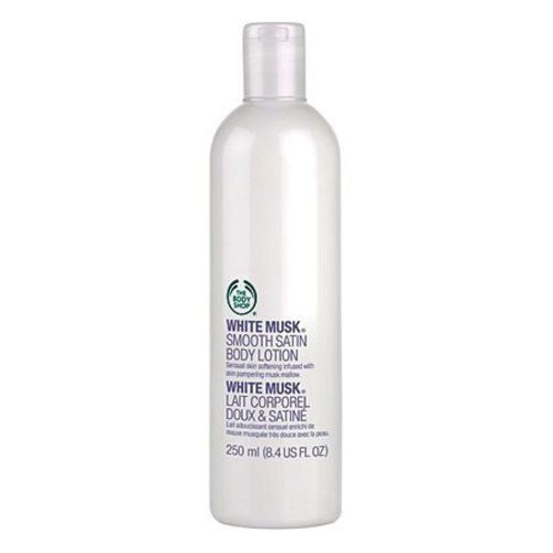 The Body Shop Body Shop White Musk Smooth Satin Body Lotion