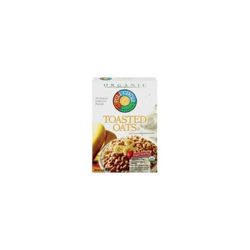 Full Circle Organic Toasted Oats Cereal (Case of 12)