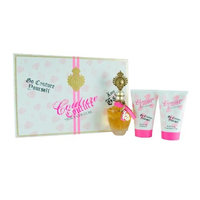 Couture Couture by Juicy Couture for Women 3 Piece Set Includes: 3.4 oz Eau de Parfum Spray + 4.2 oz Body Creme + 4.2 oz Shower Gel