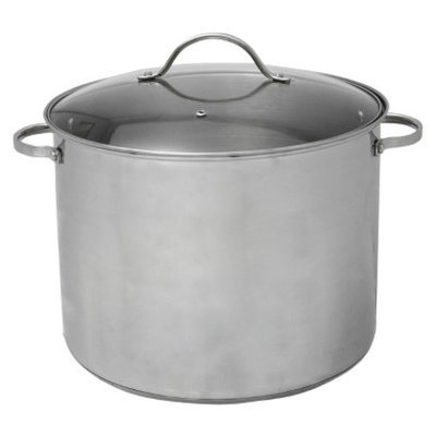 Chefmate Stainless Steel 20 Qt Stock Pot