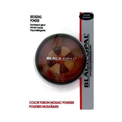 Black Opal Mosaic Color Fusion Powder Bronze Shimmer (Case of 6)