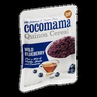 Cocomama Quinoa Cereal Wild Blueberry