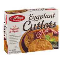 Macabee Eggplant Cutlets