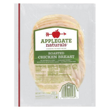 Applegate Farms Applegate Sliced Roasted Chicken Breast 7 oz