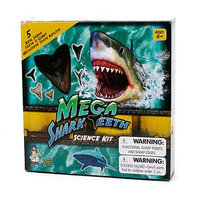 Discover with Dr. Cool Mega Shark Teeth Kit