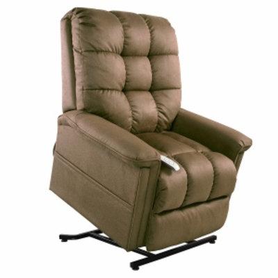 Mega Motion Birch 3 Position Lift Chair, Gold, 1 ea