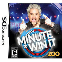 Zoo Games Minute to Win It (Nintendo DS)