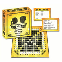 GDC-GameDevCo Word for Word Junior Edition Board Game Ages 8+, 1 ea