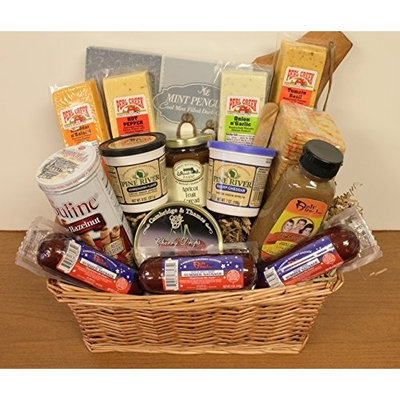 Deli Direct DeliDirect Gourmet Meat & Cheese Basket
