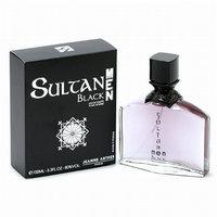 Sultan Man Black by Jeanne Arthes Eau De Toilette Spray 3.4 Oz
