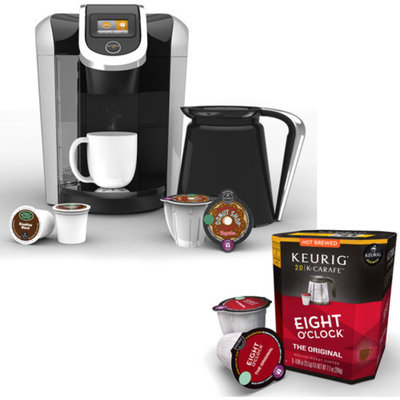 Keurig 2.0 K400 Coffee Maker Brewing System with Carafe