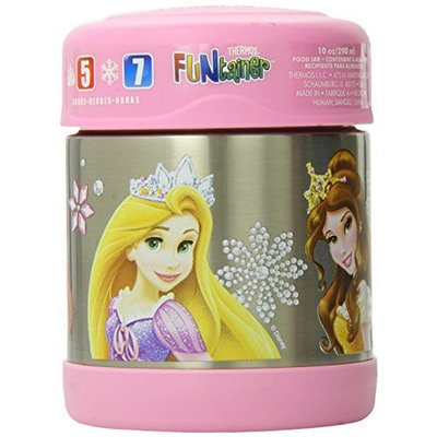 Thermos 10 Ounce Funtainer Food Jar, Disney Princess