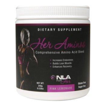 NLA for Her Aminos Pink Lemonade