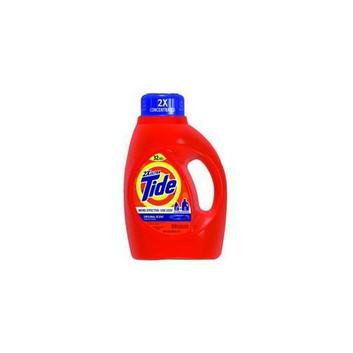 PG Procter & Gamble 608-13878 Tide Laundry Liquid 50 Oz.  2X Original Scent