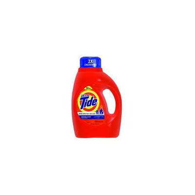 PG Procter & Gamble 608-13878 Tide Laundry Liquid 50 Oz.  2X Original Scent