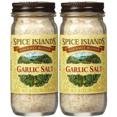 Spice Island Garlic Salt, 3 oz
