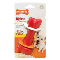 Nylabone Rhino Bone Chew Toy, Souper
