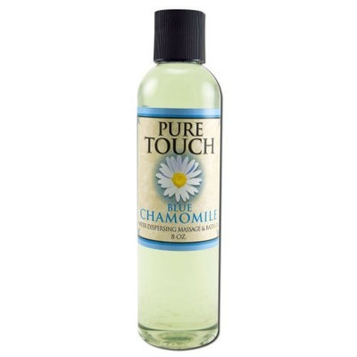 Pure Touch Blue Chamomile - Watersperse Massage Oil, 8 oz