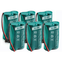 Battery for All Brands 6010 (6 Pack) Replacement Battery