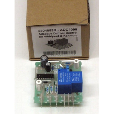 Supco 2304099 ADC4099 Adaptive Defrost Control For Whirlpool & Kenmore New!